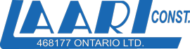 Laari Construction Logo